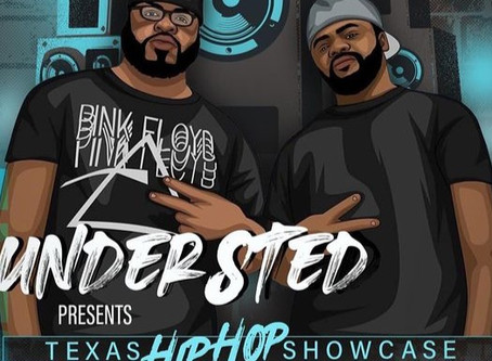 Fallen Far Records and Underr8ted  Presents West Texas Hip Hop Showcase