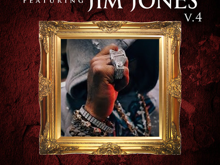 """New Mixtape """"The Portrait"""" Featuring Jim Jones v.4 (Hosted by Sam Hoody)"""