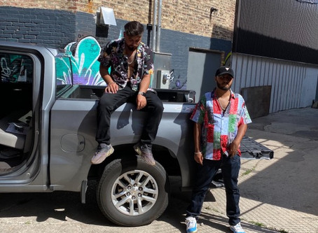Chicago Based Indo Pak Hip-Hop Duo 4N Boyz Releases New Mixtape This Month