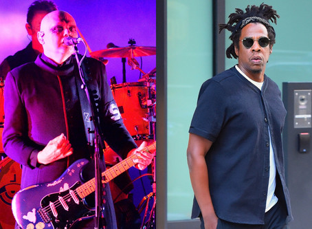 Jay-Z's 'The Black Album' has been mashed up with Smashing Pumpkins