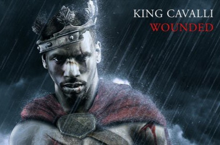 """King Cavalli Releases New Album """"Wounded"""" & Book """"24 & Divorced"""""""