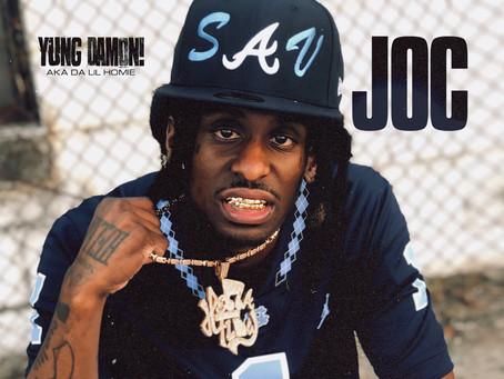 "Savannah, GA Artist Yung Damon! AKA Da Lil Homie Releases New Record Entitled ""Joc"""