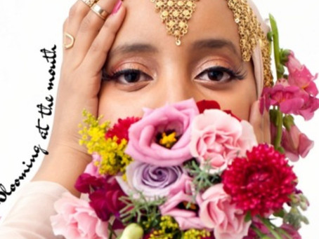 Singer-Songwriter and Poet 'Timaj Garad' Released Her Debut EP 'Blooming at the Mouth'