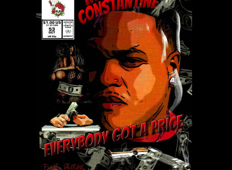Milano Constantine Teams Up With BigBob for an Exclusive