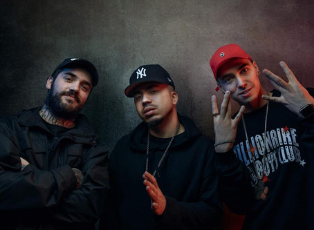 DAMN: The Cannabis-Infused Show That Feeds Latin America's Hip-Hop Culture