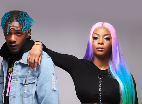 Hip-Hop's Only Guy-Girl Duo Peezy and Lala