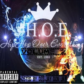 HIPHOP OVER EVERYTHING VOL. 2 #HHOE VOL. 2