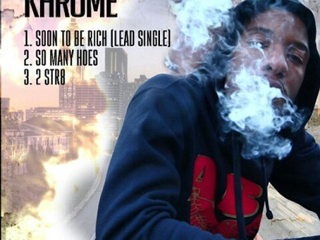 """Brand new music from """"Khrome"""""""