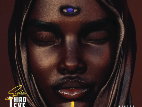 "Detroit Artist Scolla Drops A Powerful New EP ""Third Eye Wide"""
