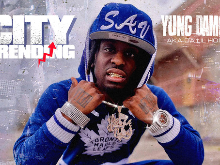 """Yung Damon! Releases New Single Entitled """"City Trending"""""""