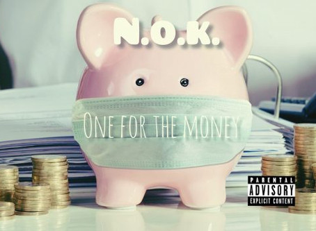 "Phoenix, AZ Rap Veteran 'N.O.K.' Drops A New Single ""One For the Money"""