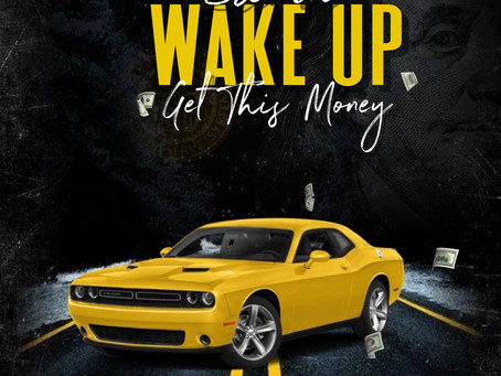 "Slimteo Drops New Single ""Wake Get This Money"" - #HHOE"