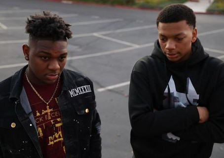 "Sacramento Up & Coming Duo ""PopOff"" Drops New Visual  ""Letter To You"""