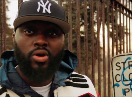 """New Visual By NYC Hip-Hop Artist """"Maid"""" Feat. Ruste Juxx"""