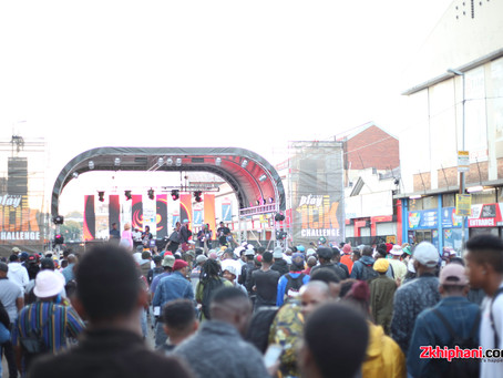 The Hennessey Back To The City Hip Hop Festival Is Postponed To April 2021