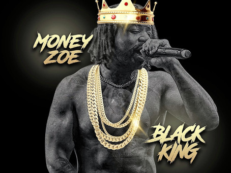 Lo-Key Music Group Unveils Money Zoe's New Album, 'Black King' - #HHOE