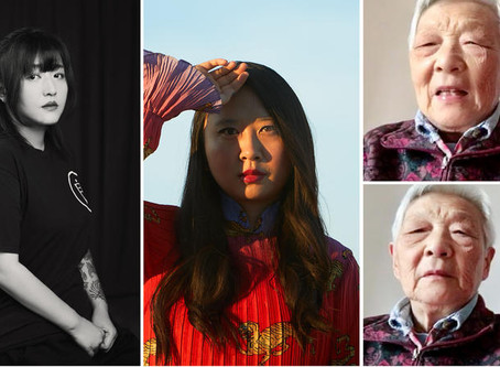How 3 Women From Wuhan Cope With COVID: Rap, Poetry, And Mooncakes