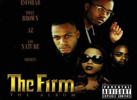 23 Years Ago The Firm Released 'The Album'