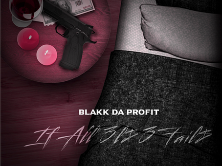 Reinventing Hip Hop and R&B Music: Rising Artist Blakk-Da-Profit Releases New Single - #HHOE