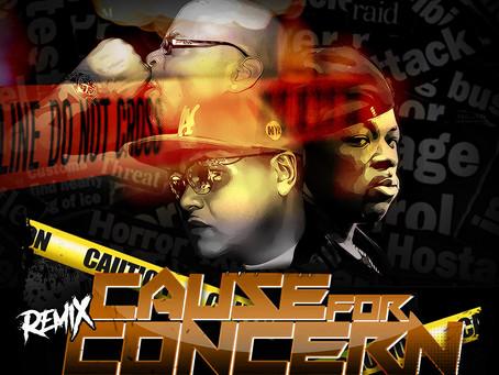 "BigBob ""Cause For Concern Remix"" ft Mic Handz, Milano Constantine, SADAT X & LDontheCu"