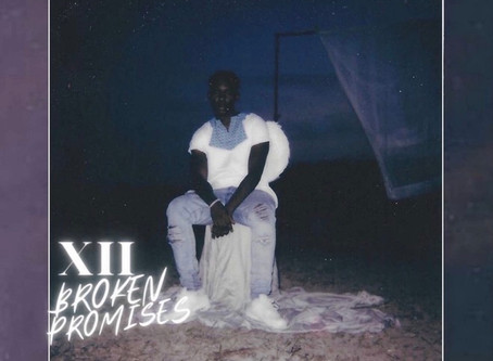 Yung Dashiki Most Popular Album 'XII BROKEN PROMISES'