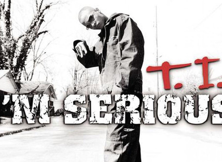 19 Years Ago T.I. Dropped His Debut Album 'I'm Serious'