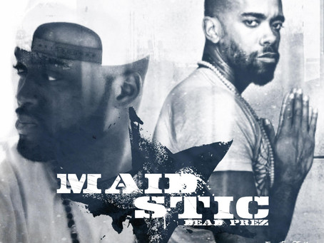 """New Music By Maid """"For Those"""" Feat. Stic of Dead Prez"""