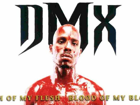 22 Years Ago DMX Released His 2nd Studio Album  'Flesh Of My Flesh Blood Of My Blood'
