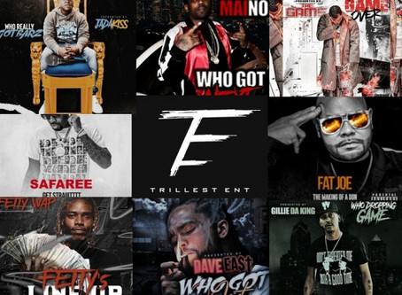 Trillest Entertainment is the #1 Ranked Hip Hop Promotion Company in the World