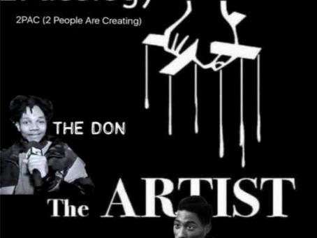 Tupac Shakur's Artist Development and Image Consultant Coach Donovan 'The Don Killuminati' Reveals
