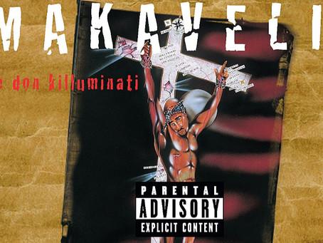 24 Years Ago Tupac Shakur Released 'Don Killuminati: The 7 Day Theory'