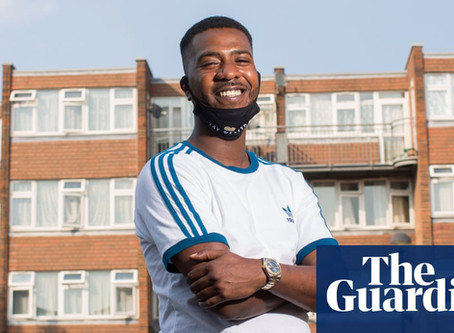 UK Rapper Nines: 'I Want To Take The Hood With Me And Help Everyone Out'