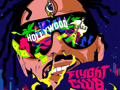 "Flyght Club Unveils New Single, ""Those American Eyes"" - #HHOE"