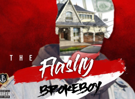 """Lewielxrdd Release New Album """"THe Flashy Broke Boy"""""""