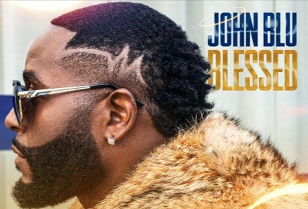 """John Blu Is Feeling """"Blessed"""" In His Latest Single"""