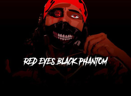 Upcoming Artist Red B Phantom is Creating a Lyrical and Rhythmic Hip Hop Groove with His Soundscape