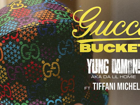 "Savannah, GA Artist Yung Damon! aka Da Lil Homie Releases New Record ""Gucci Bucket"""