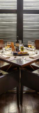 Restaurant photography interiors