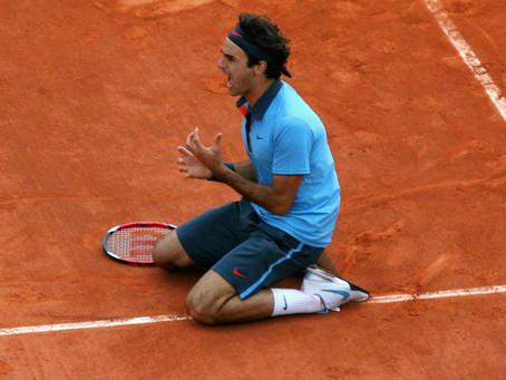 Σαν σήμερα: Ο Φέντερερ κατακτά το Roland Garros