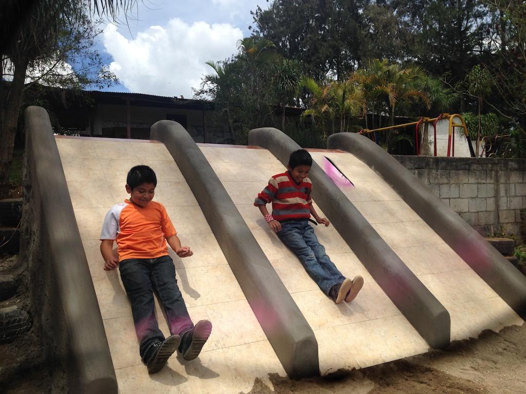 Parque Infantil Colegio K´astajib´al