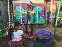 Parque infantil San Pablo la Laguna