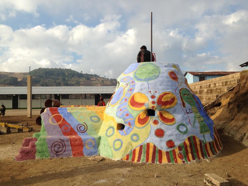 Parque Infantil Xeabaj 1