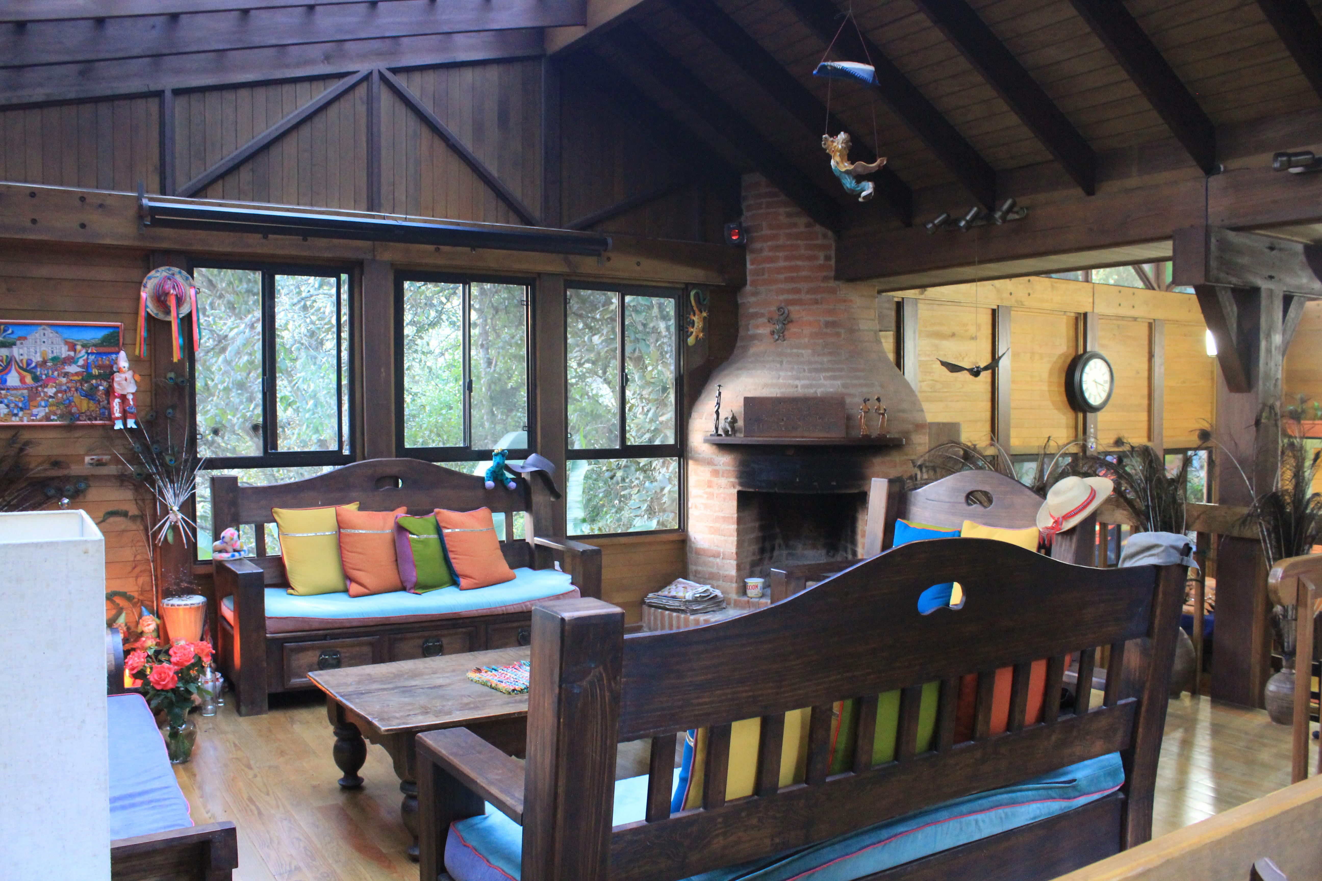 Sanatorio Natural Chisäq Cerro Alux