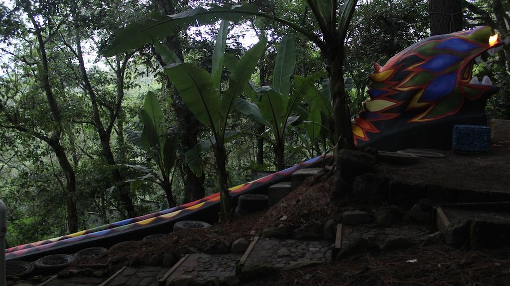 Tobogán Kukulkan