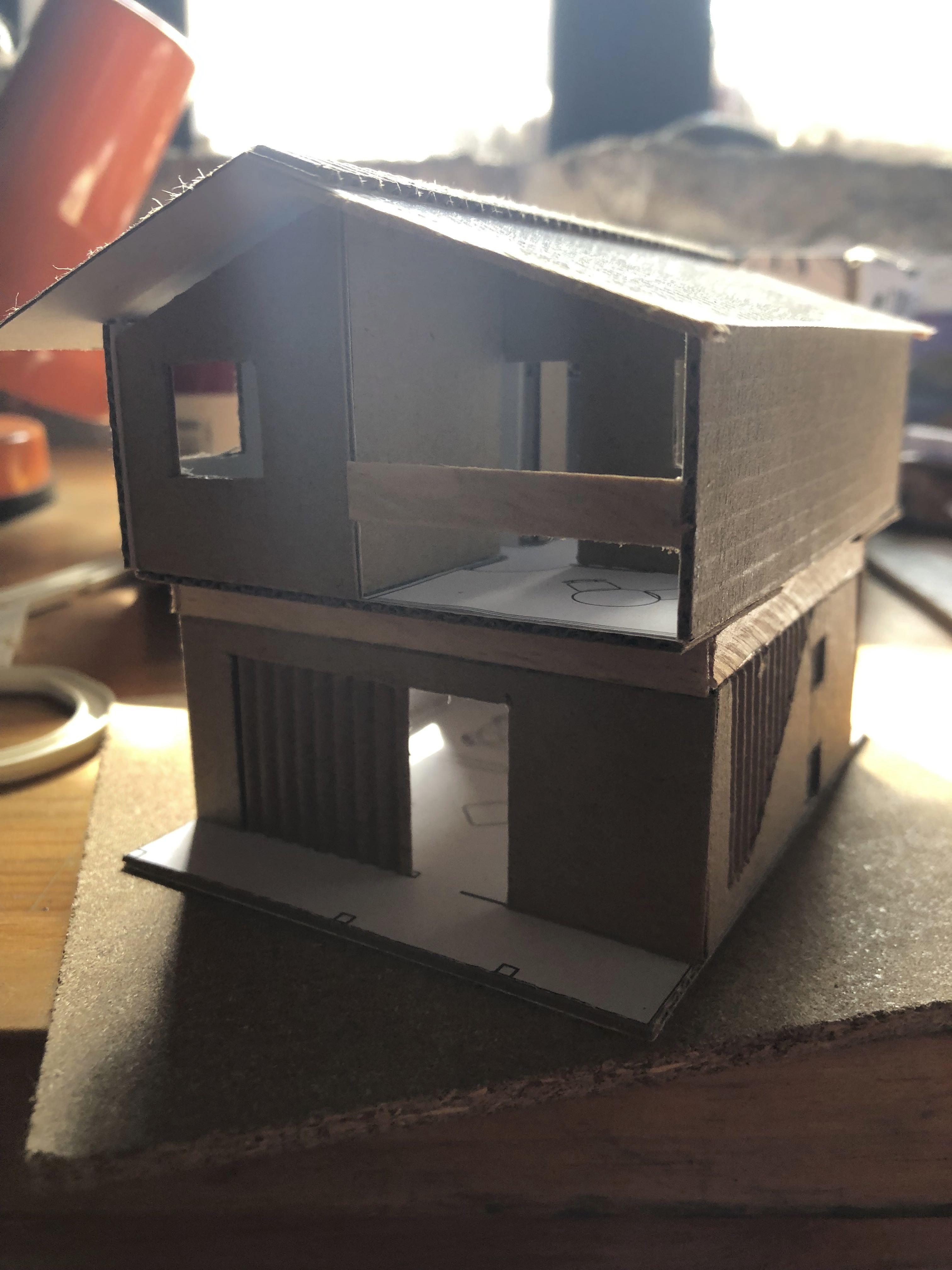 Casa Eucalipta