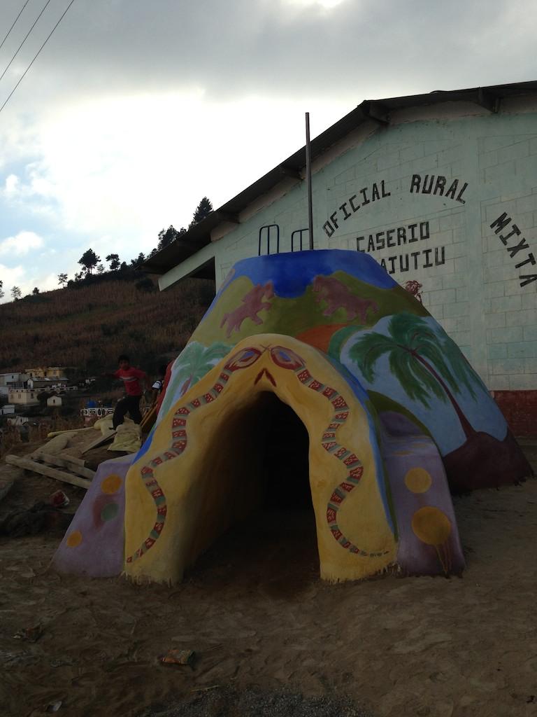 Parque Infantil Simajutiú