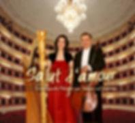 Duo Calando Harfe Cello Hannover