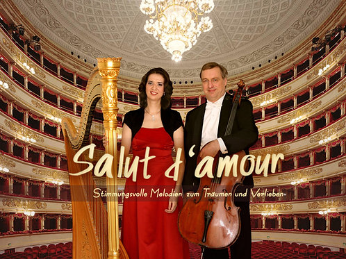 CD: Salut d´amour - Duo Calando