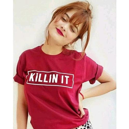 Myra Attractive Women Tshirts