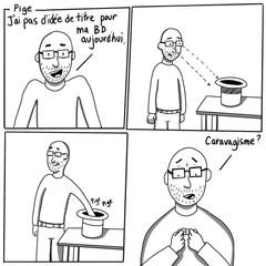 Pige / Caravagisme